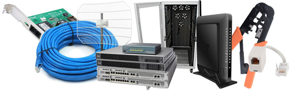 Оборудование и настройка локальных сетей