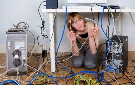 Компьютер не подключается к Интернету